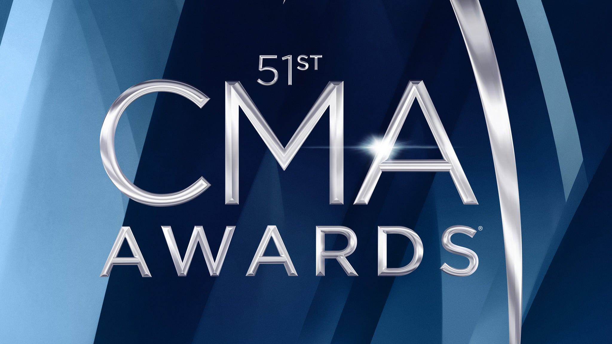 51st Annual CMA Awards at Bridgestone Arena