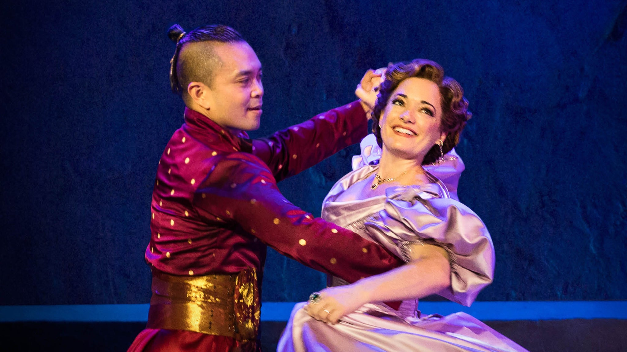 The King And I at Kravis Center - Dreyfoos Hall