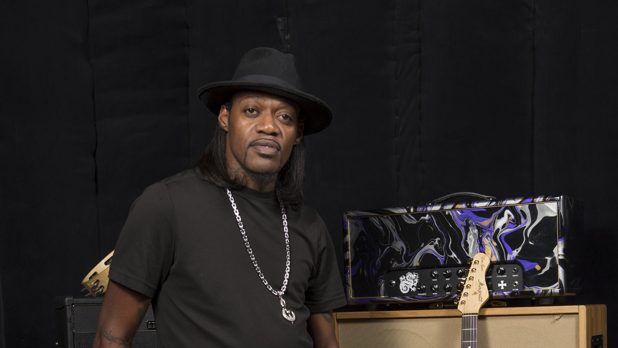 Eric Gales tickets (Copyright © Ticketmaster)