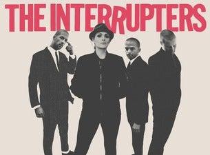 The Interrupters, Bedouin Soundclash, the Bar Stool Preachers