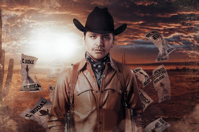 Christian Nodal with special guest Gera MX: Botella Tras Botella Tour