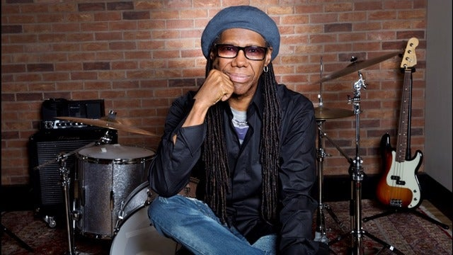 Nile Rodgers & Chic Seating Plans