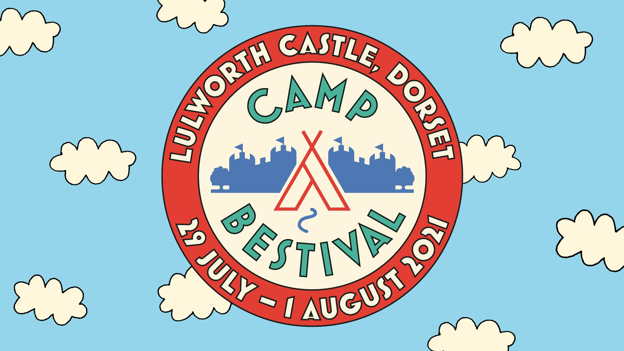 Camp Bestival Boutique - Luxury Bell for 2, 3 or 4 tickets (Copyright © Ticketmaster)