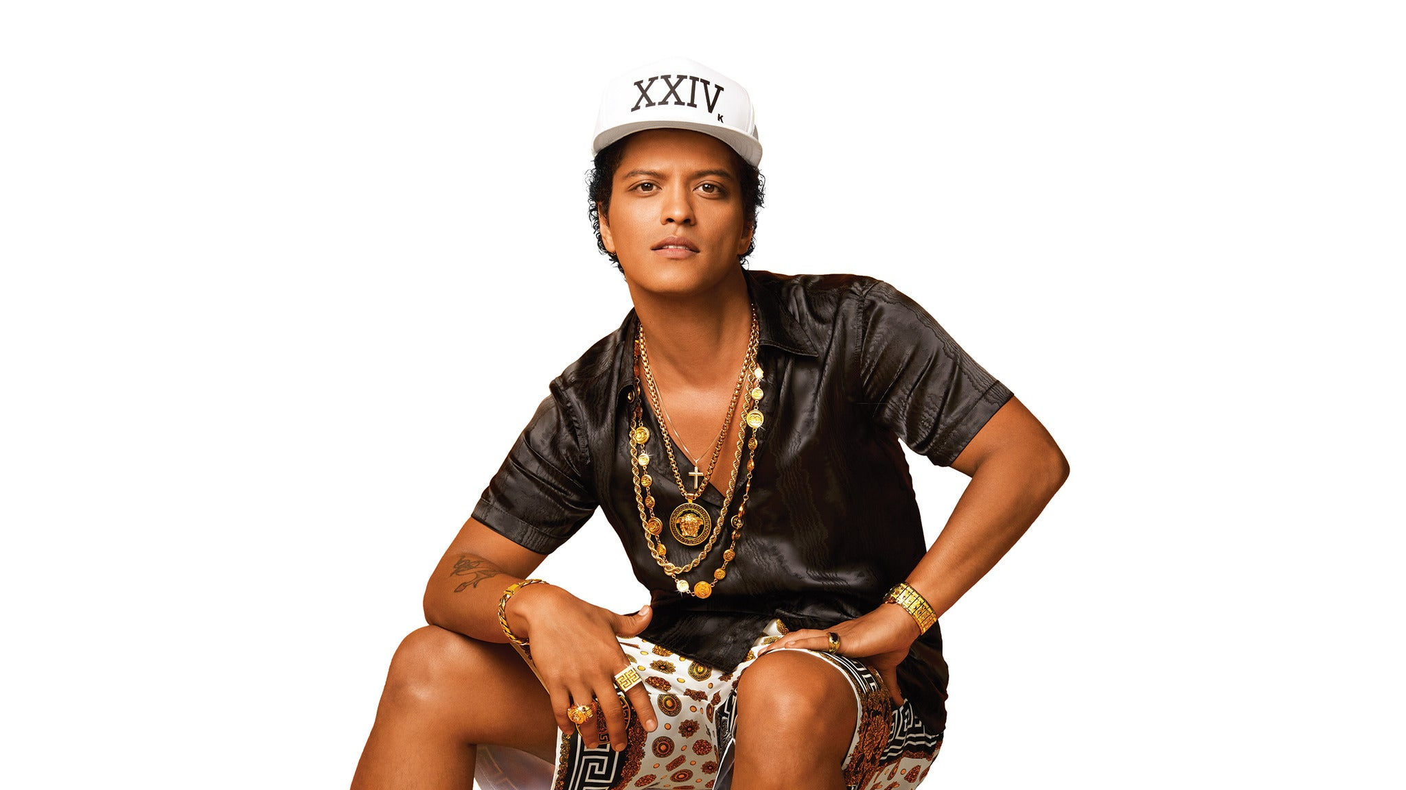 Bruno Mars: 24K Magic World Tour at Bankers Life Fieldhouse