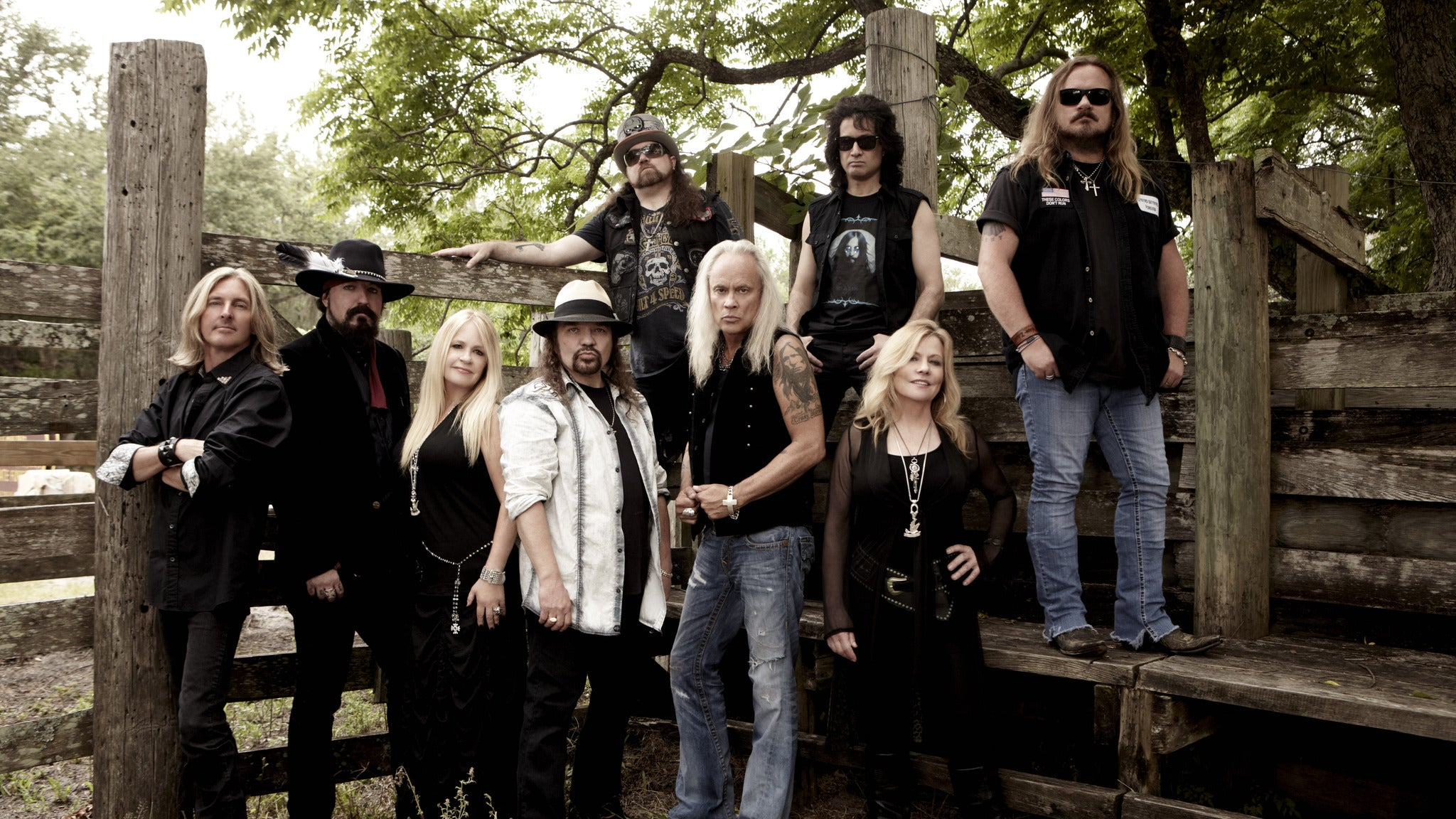 Lynyrd Skynyrd at The Rose Music Center at The Heights