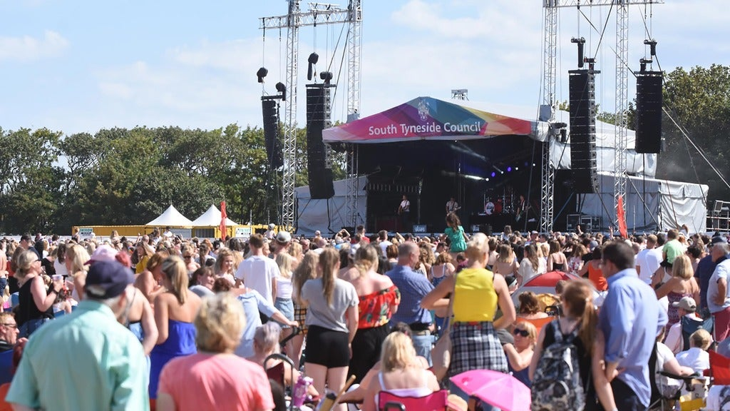 South Tyneside Festival - Will Young