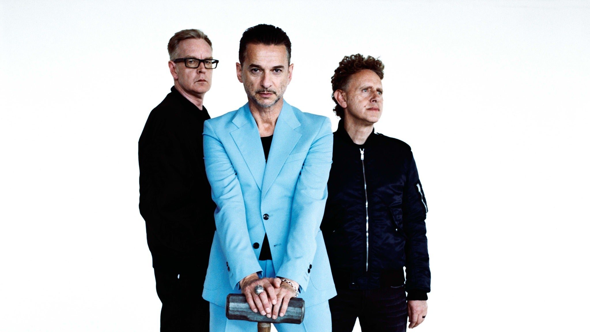 Music for the Masses : the Depeche Mode Tribute at Magic Bag