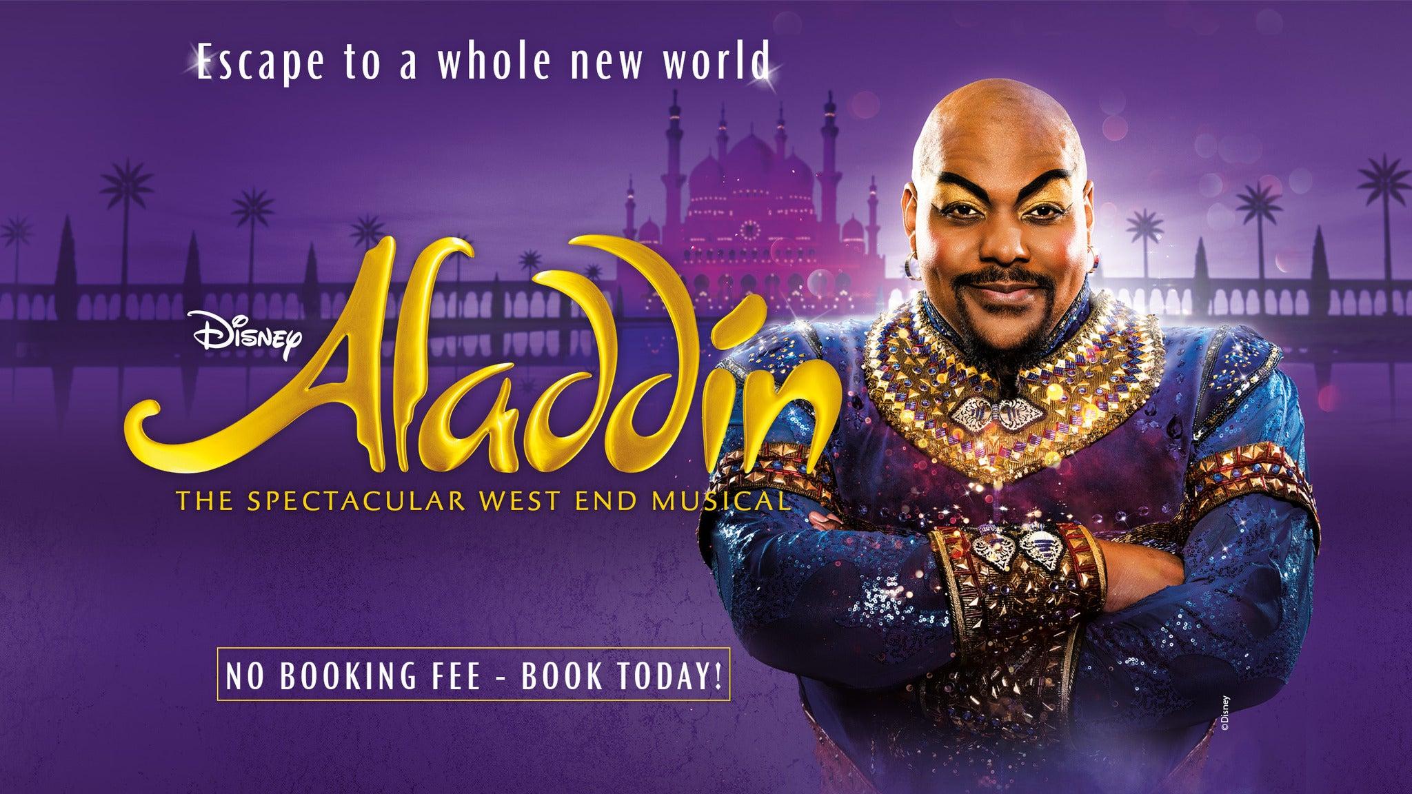 Disney presents Aladdin