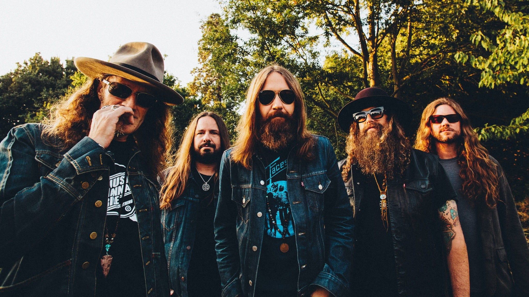 Blackberry Smoke at Pompano Beach Amphitheater
