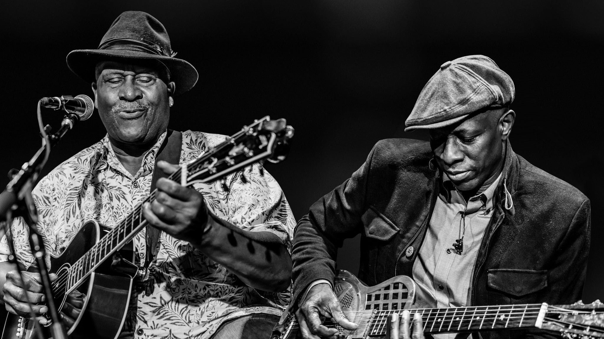 TajMo: The Taj Mahal & Keb' Mo' Band at HOYT SHERMAN PLACE
