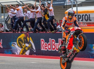 Friday Admission MotoGP Red Bull Grand Prix of The Americas