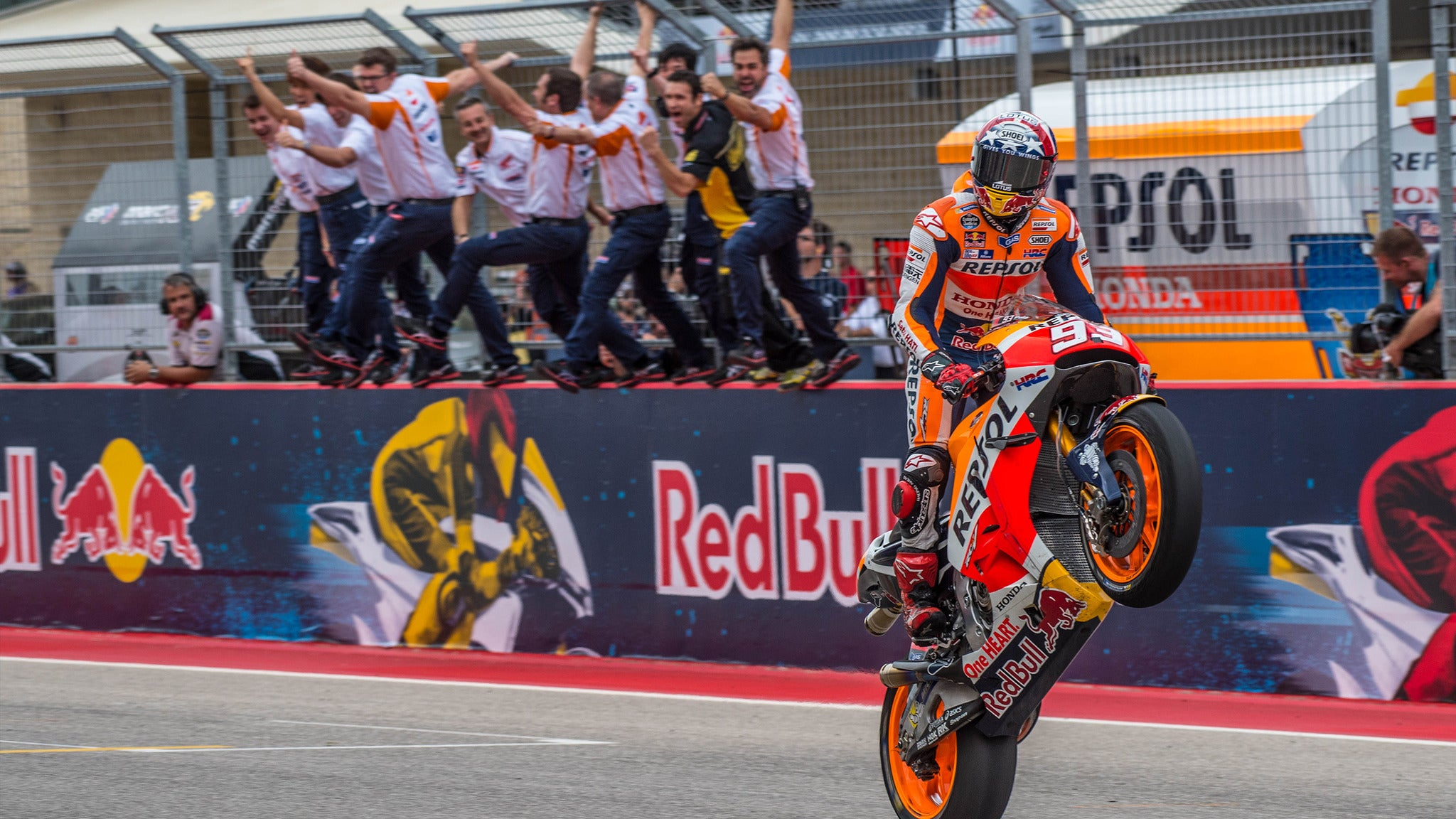 3 Day Admission MotoGP Red Bull Grand Prix of The Americas