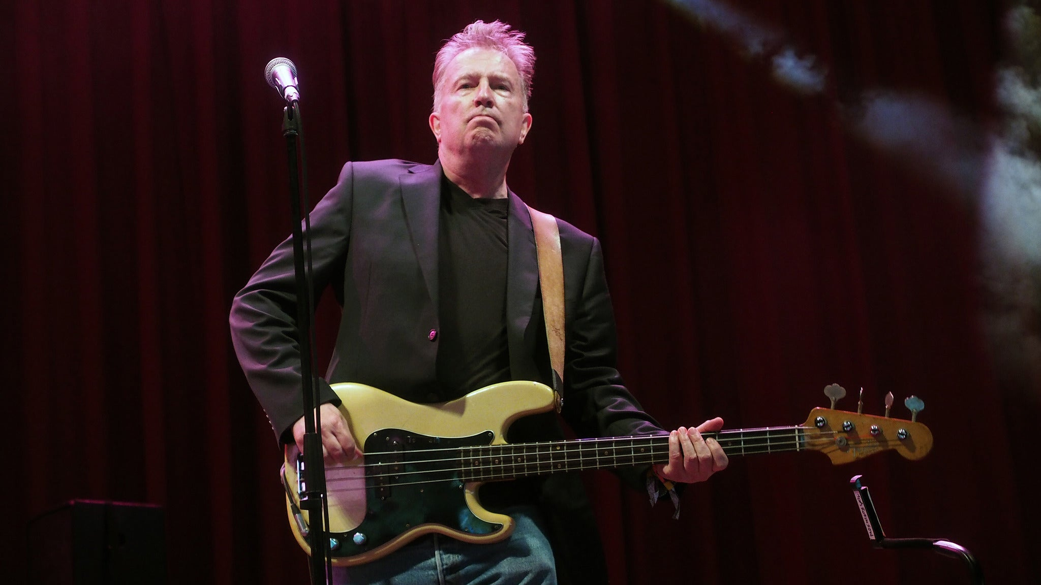 Tom Robinson Performs 'Power in the Darkness' Seating Plans
