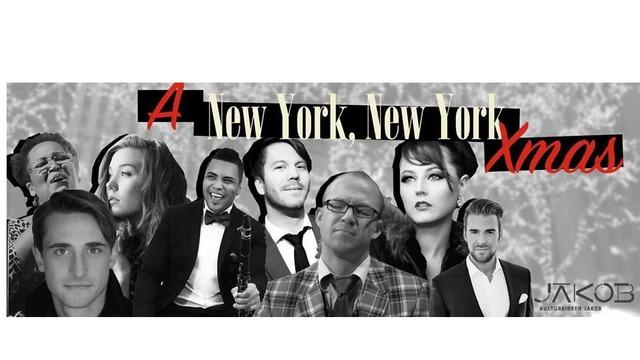A New York New York X-mas