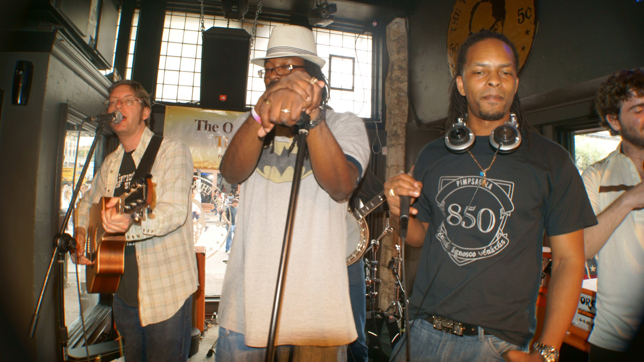 Gangstagrass at RUMBA CAFE
