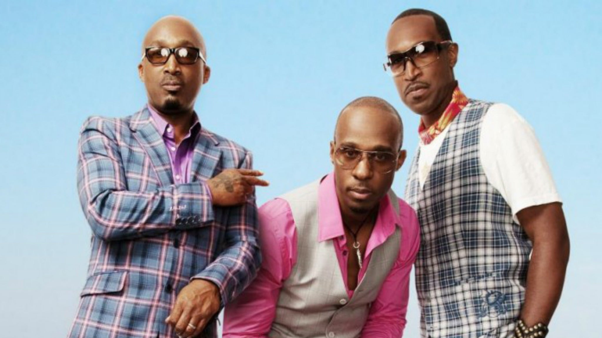 Tony! Toni! Tone'! with Dru Hill featuring Sisqo