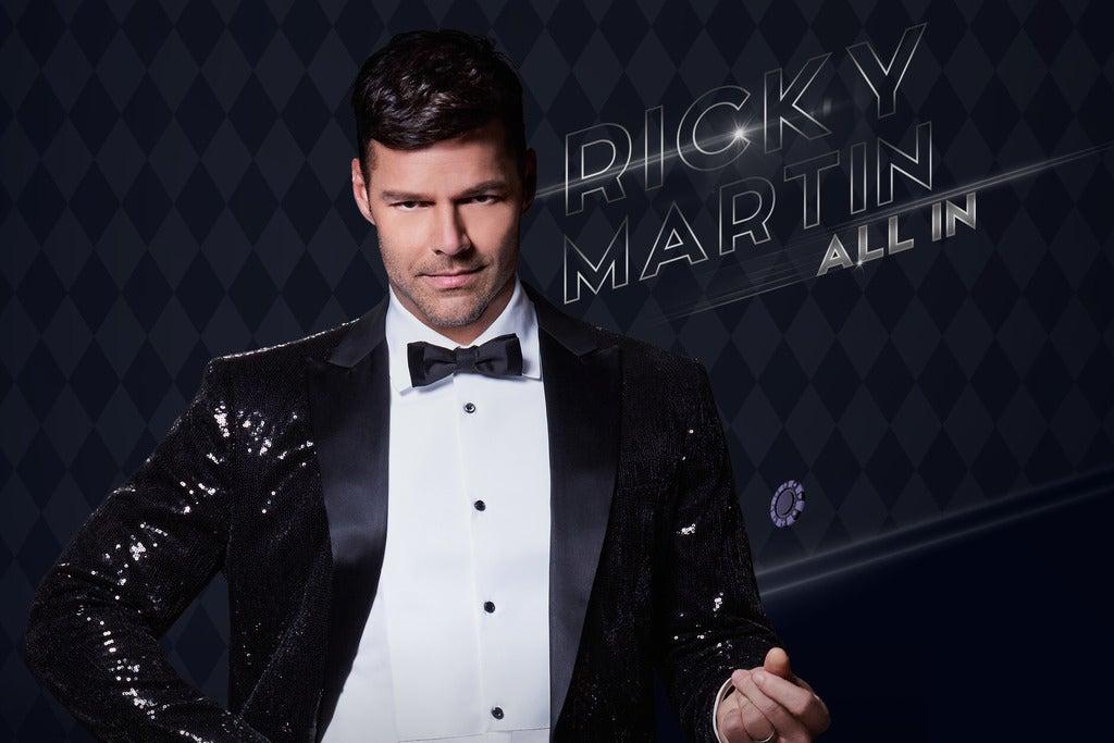 Hotels near Ricky Martin Events