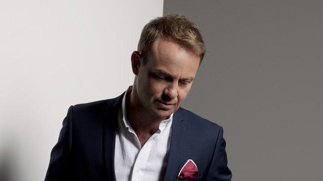 Jason Donovan - Even More Good Reasons 2020 Tour Manchester Apollo Seating Plan