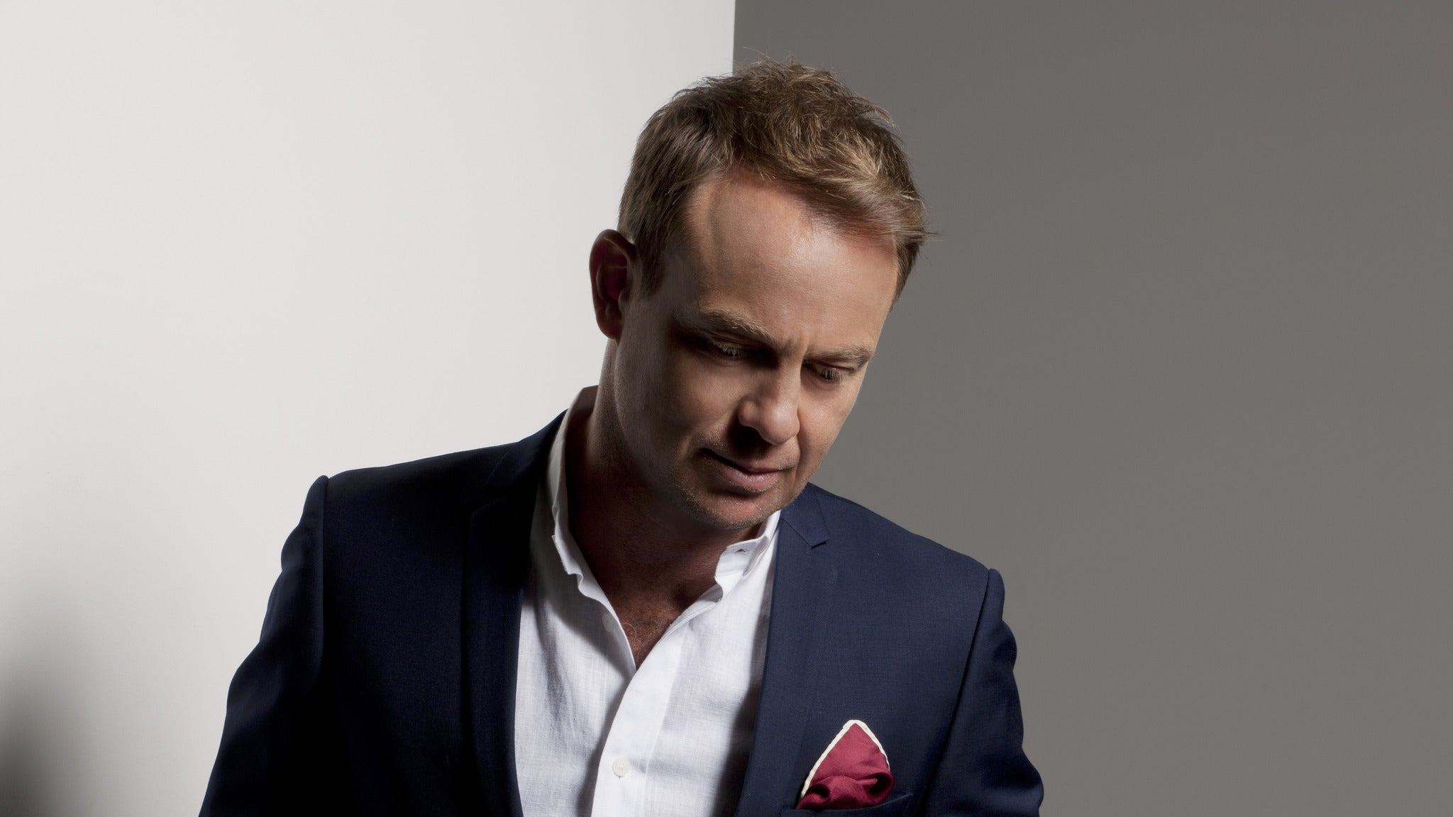 Jason Donovan tickets (Copyright © Ticketmaster)