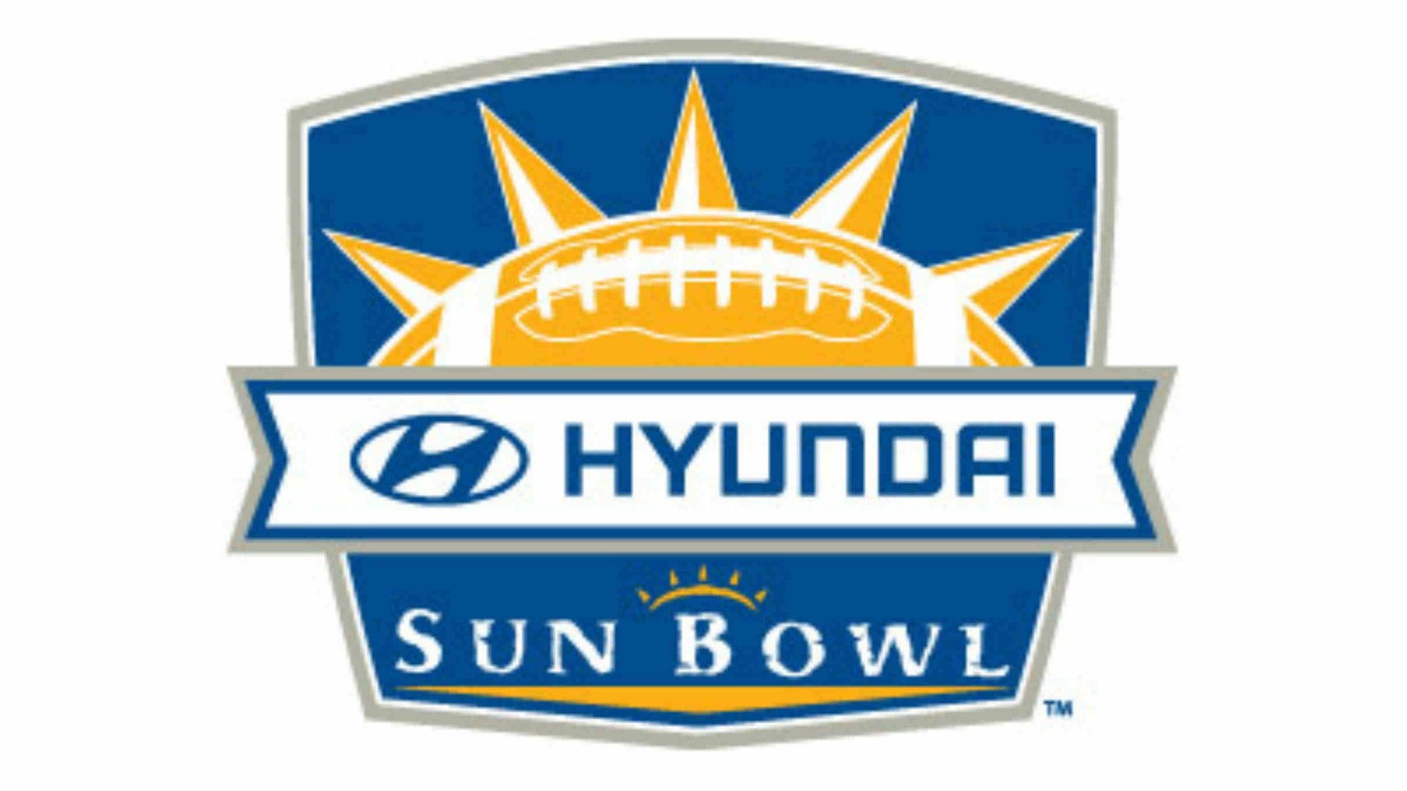 Hyundai Sun Bowl Football at Hyundai Sun Bowl - El Paso, TX 79902