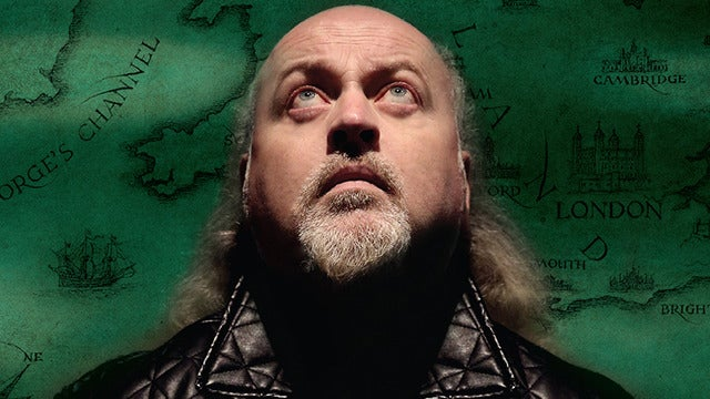 Bill Bailey: Larks In Transit Metro Radio Arena Seating Plan