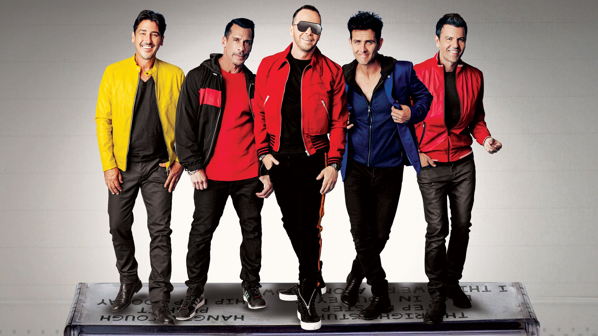 New Kids on the Block at Rabobank Arena