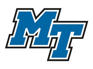 Middle Tennessee Blue Raiders Football vs. UNC Charlotte 49ers Football