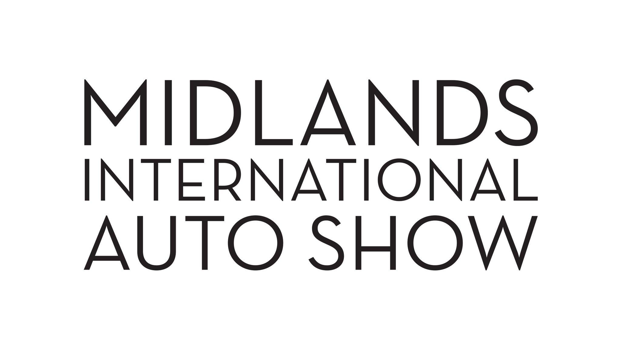 Midlands International Auto Show