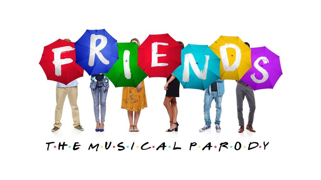 Hotels near FRIENDS! The Musical Parody (Las Vegas) Events