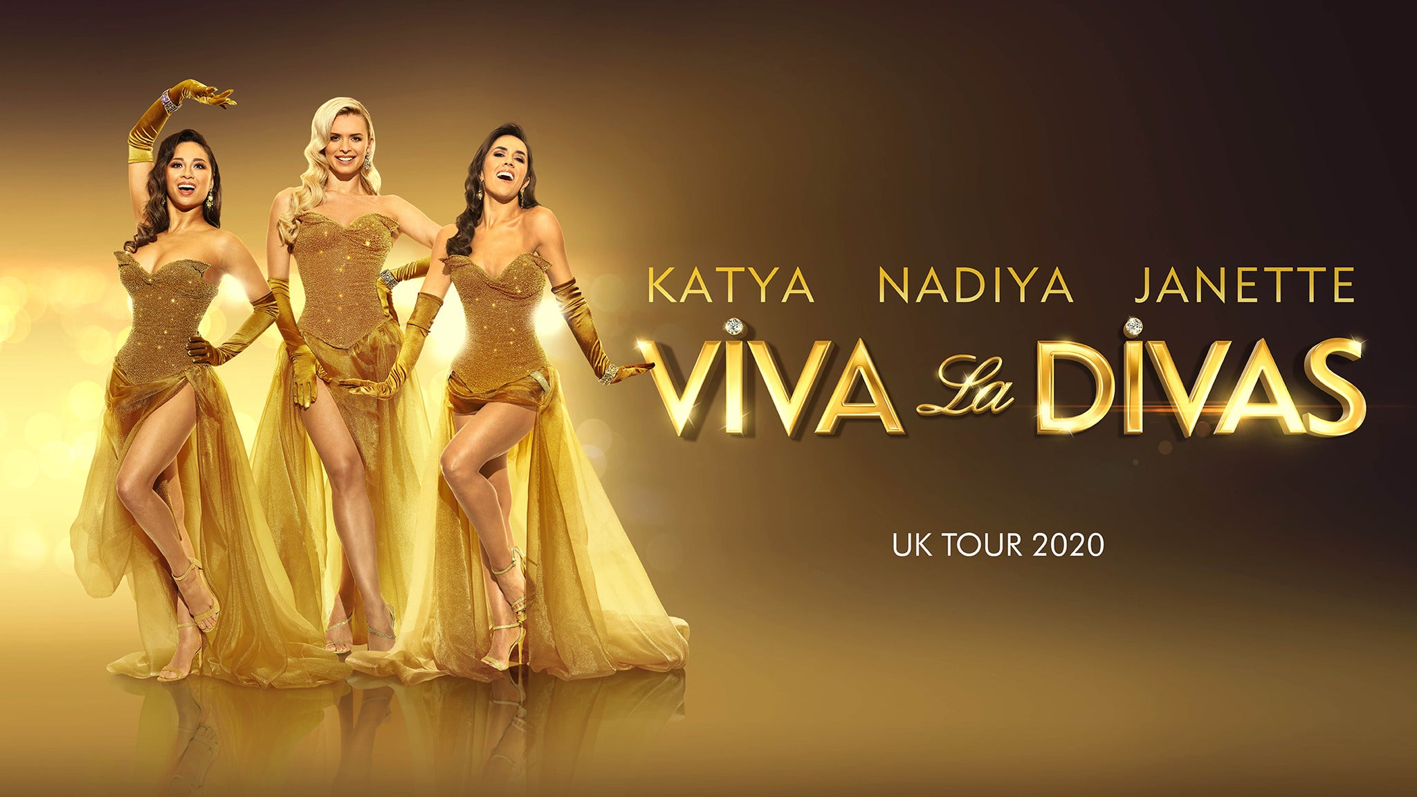 Viva La Divas tickets (Copyright © Ticketmaster)