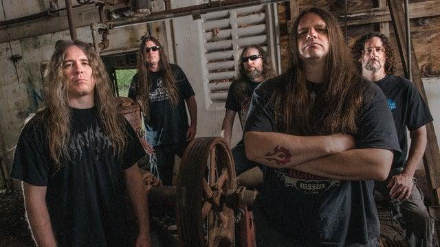 The Decibel Magazine Tour featuring Cannibal Corpse, Morbid Angel, Nec