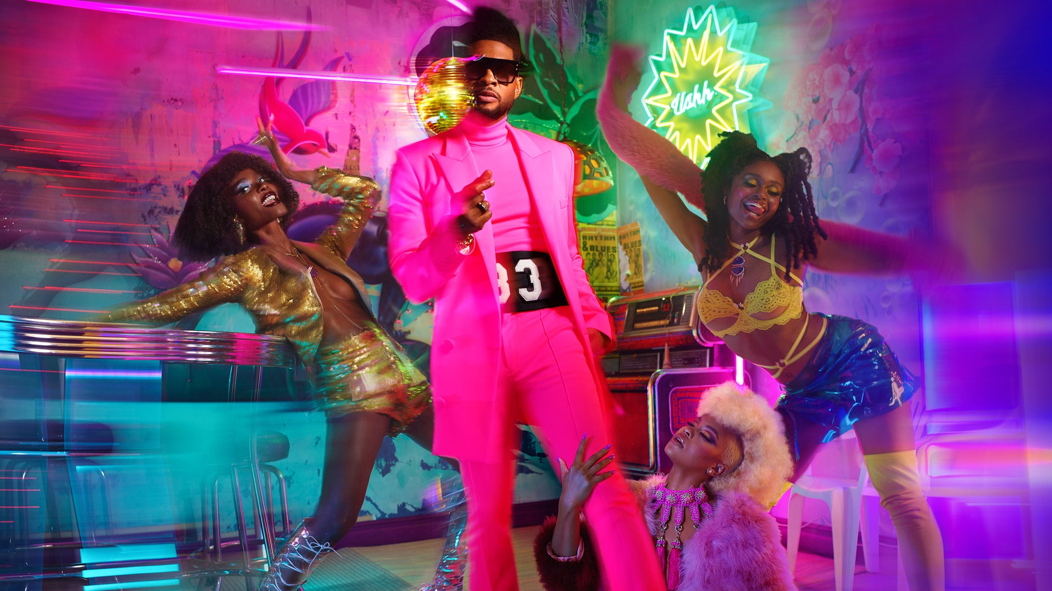 Usher Tickets 2021 Concert Tour Dates