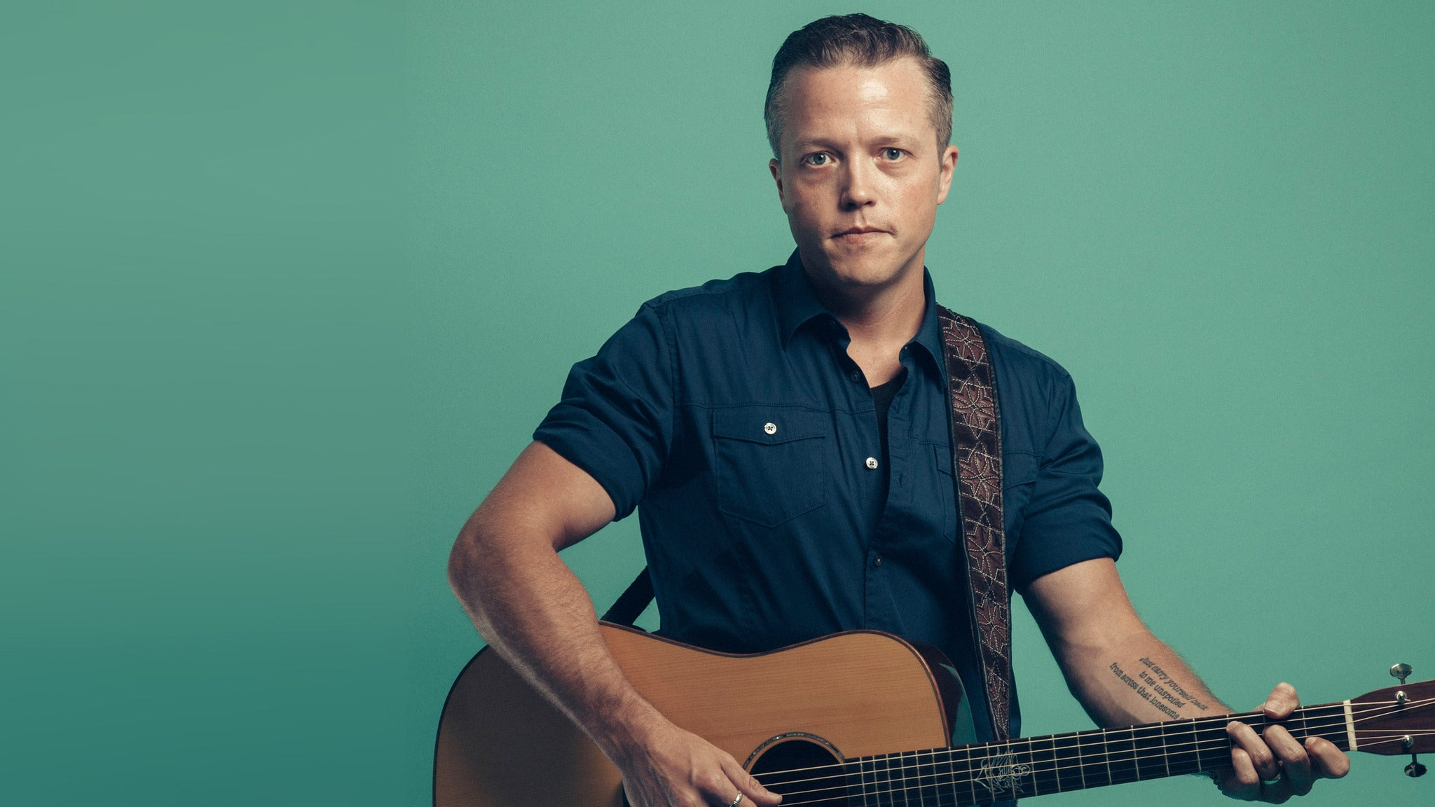 Jason Isbell at Montgomery Performing Arts Centre