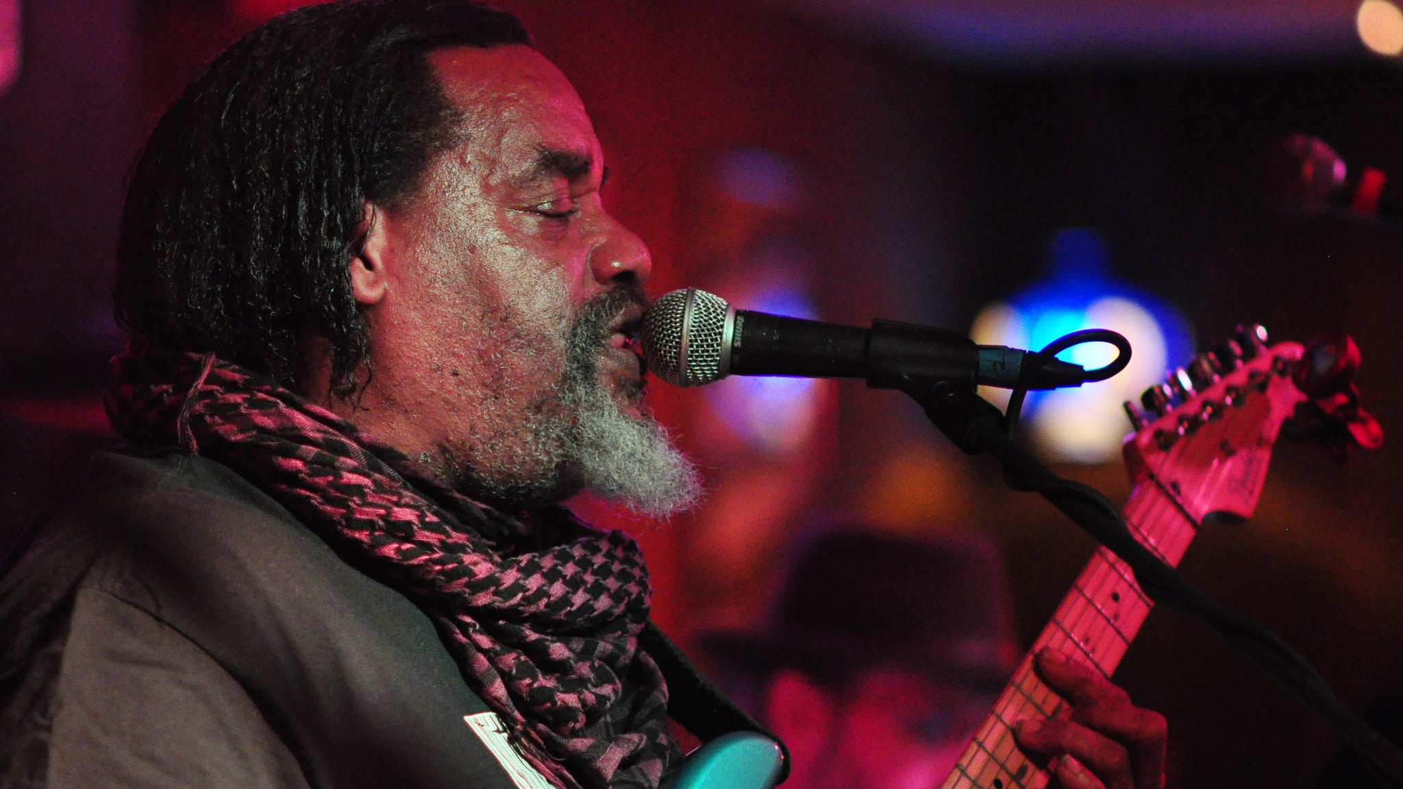 Ike Willis In Ugly Radio Rebellion Performing Frank Zappa