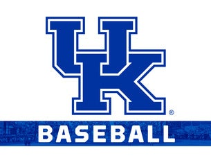 Kentucky Wildcats Baseball vs. Auburn Baseball