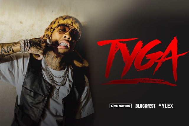 upcoming concerts searched for tyga