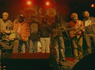 THE WAILERS--The One World Tour...presented by JSP Productions