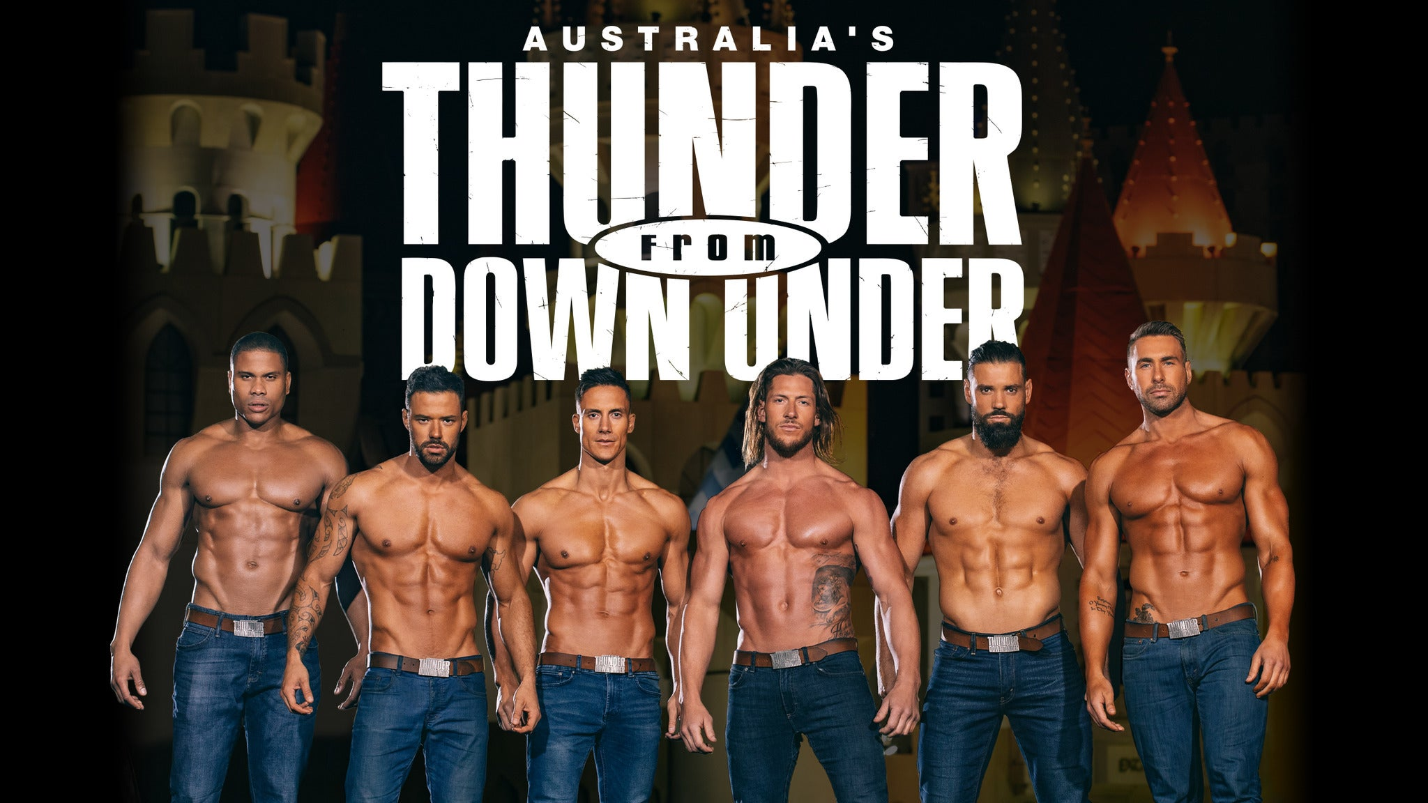 Thunder From Down Under at Thunderland Showroom at Excalibur