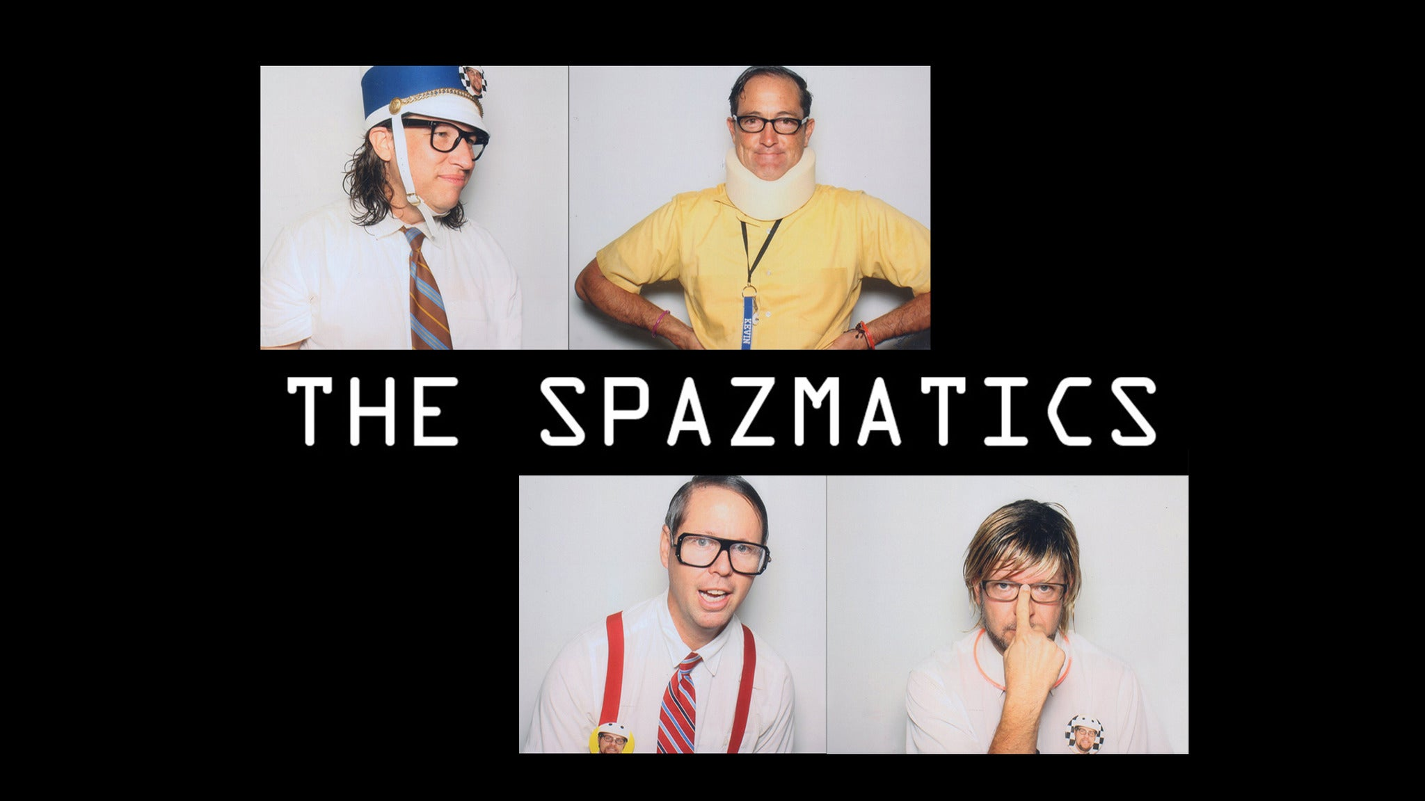 The Spazmatics- The Ultimate New Wave 80's Show at The Cave