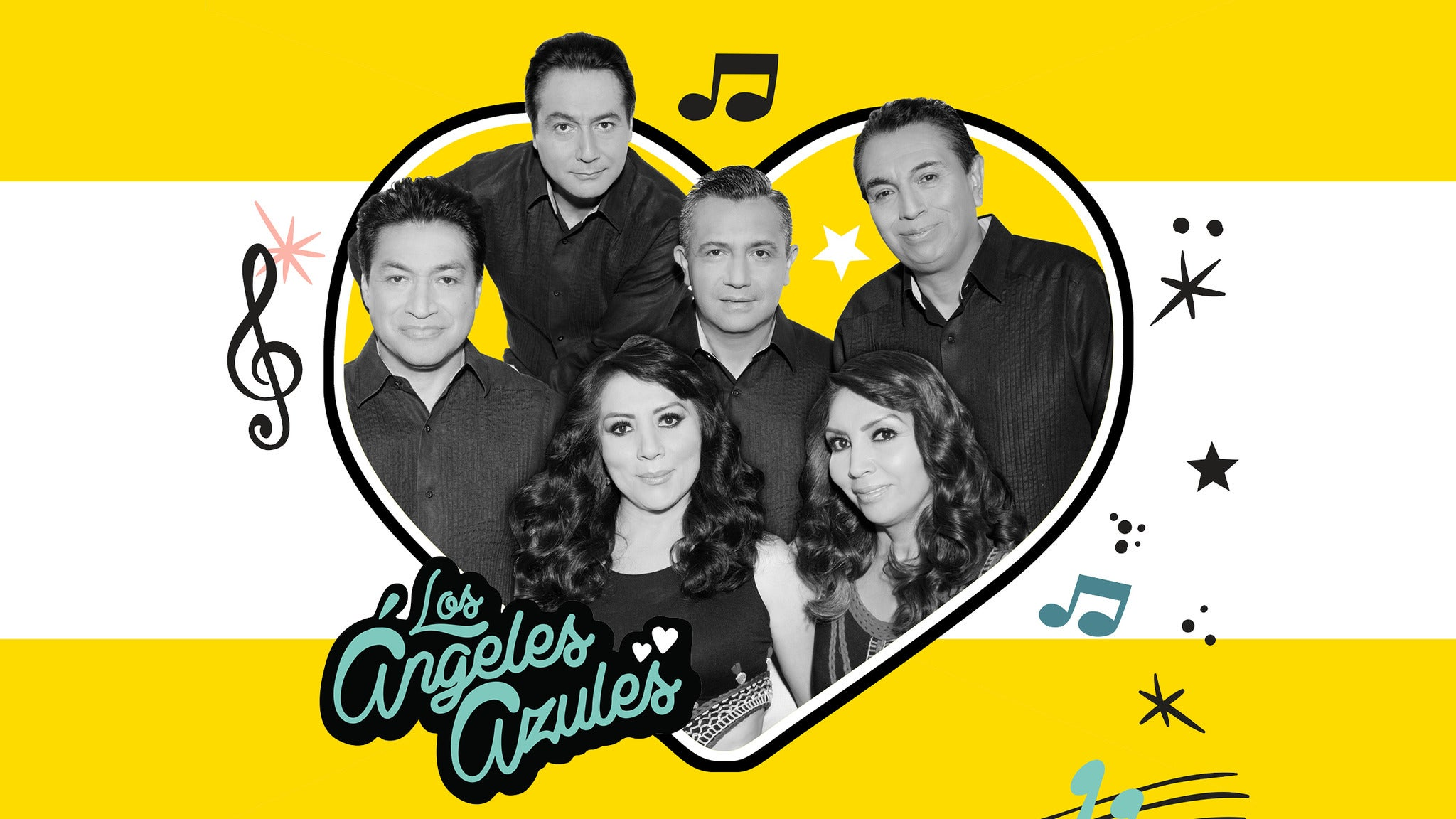 Angeles Azules Esto Si Es Cumbia Tour 2019