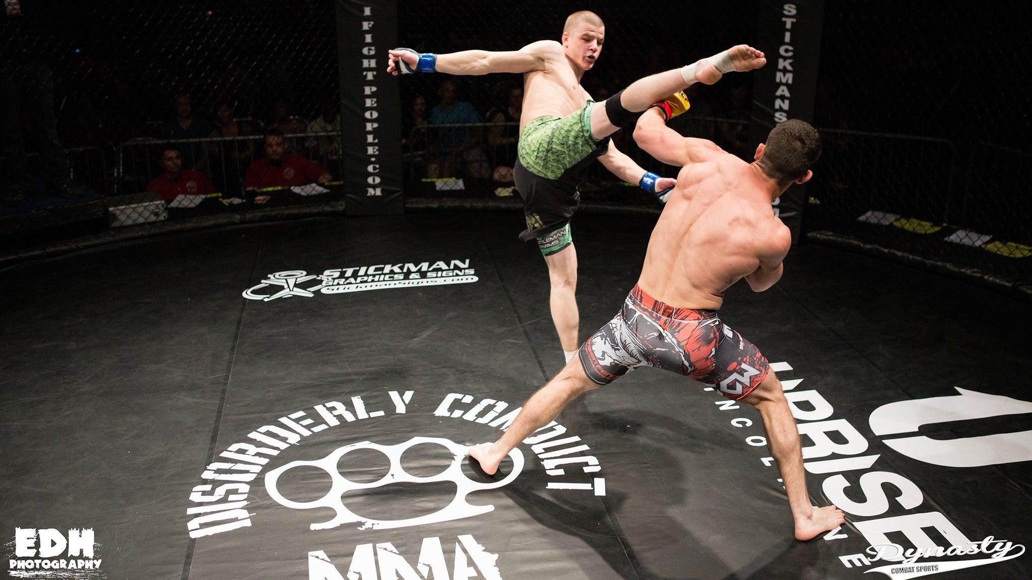 Dynasty Combat Sports at Pinnacle Bank Arena