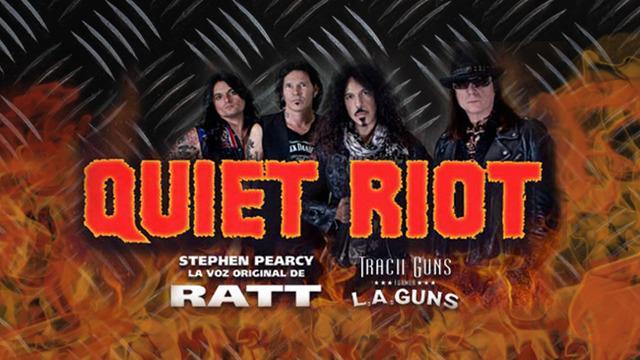 Quiet Riot at San Manuel Casino
