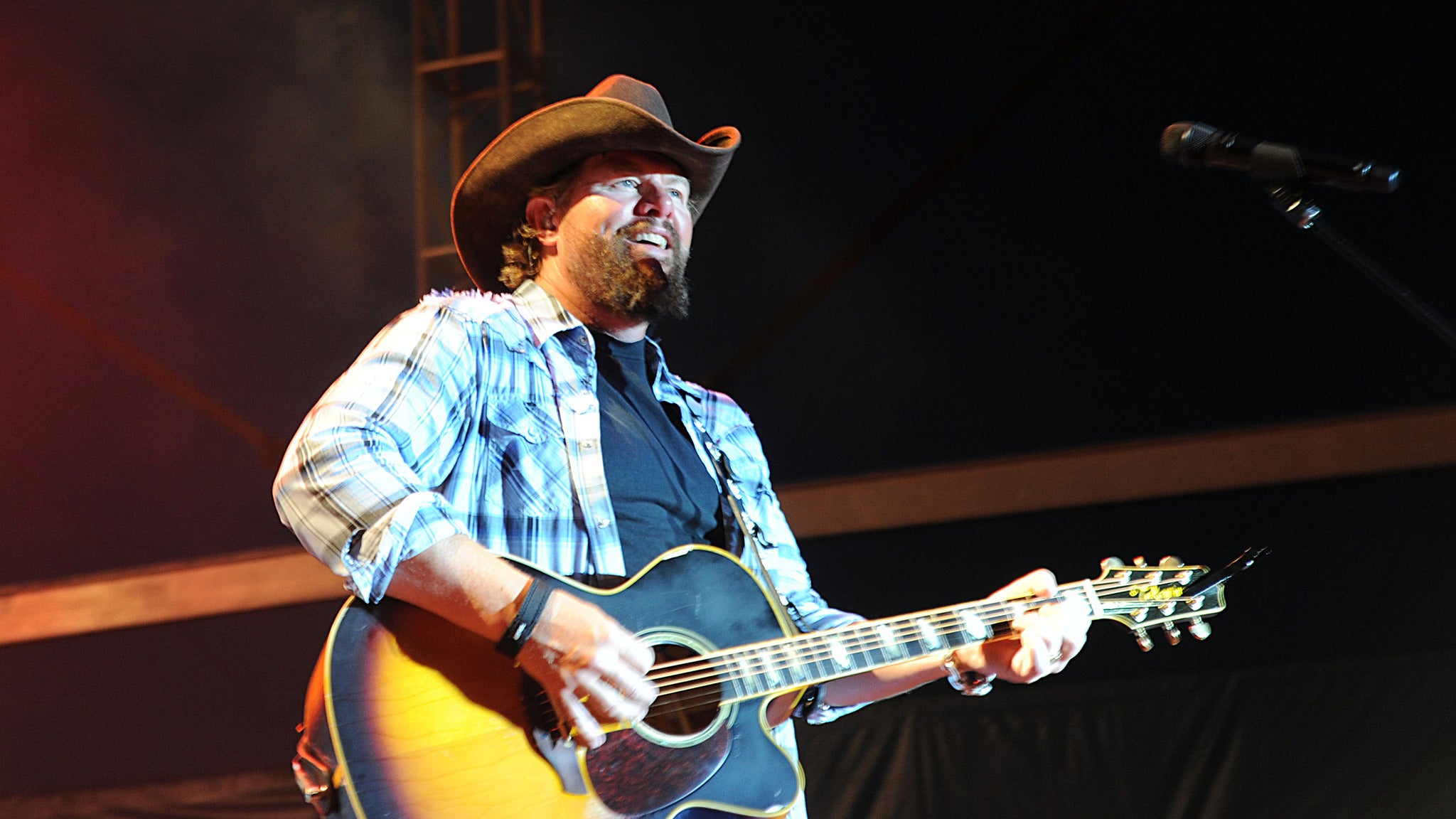 Toby Keith at Delaware State Fair