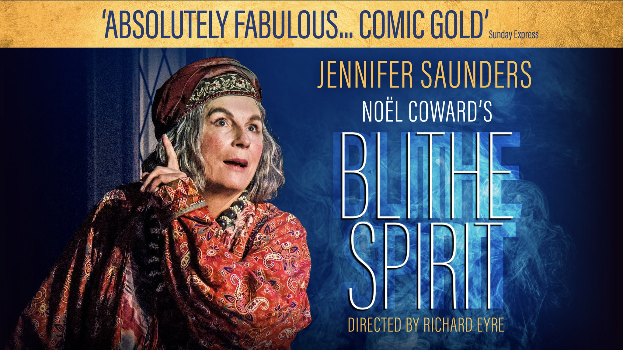 Blithe Spirit Event Title Pic