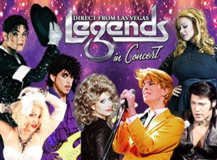 Legends In Concert Christmas Show