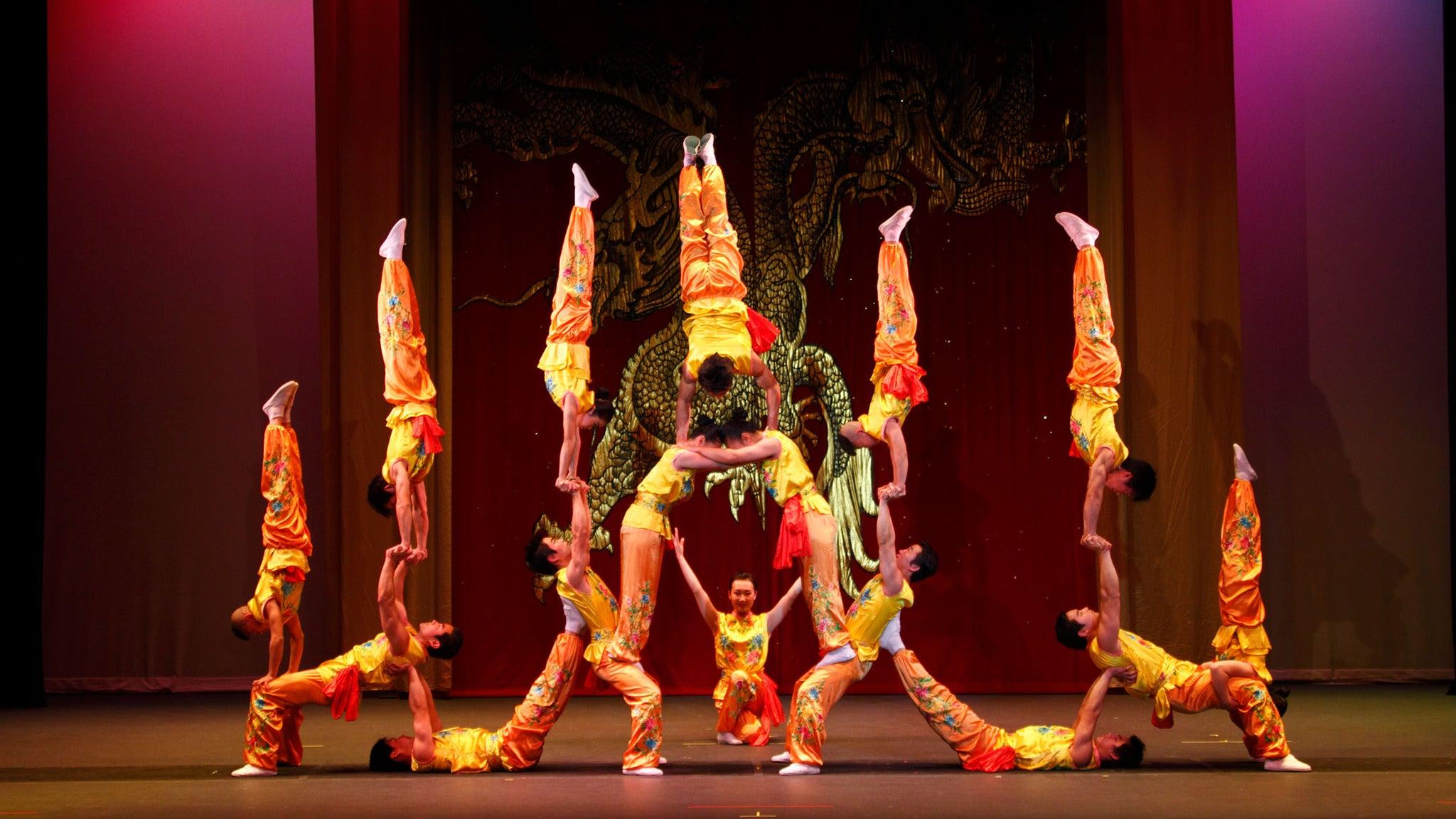 Peking Acrobats at King Performing Arts Center