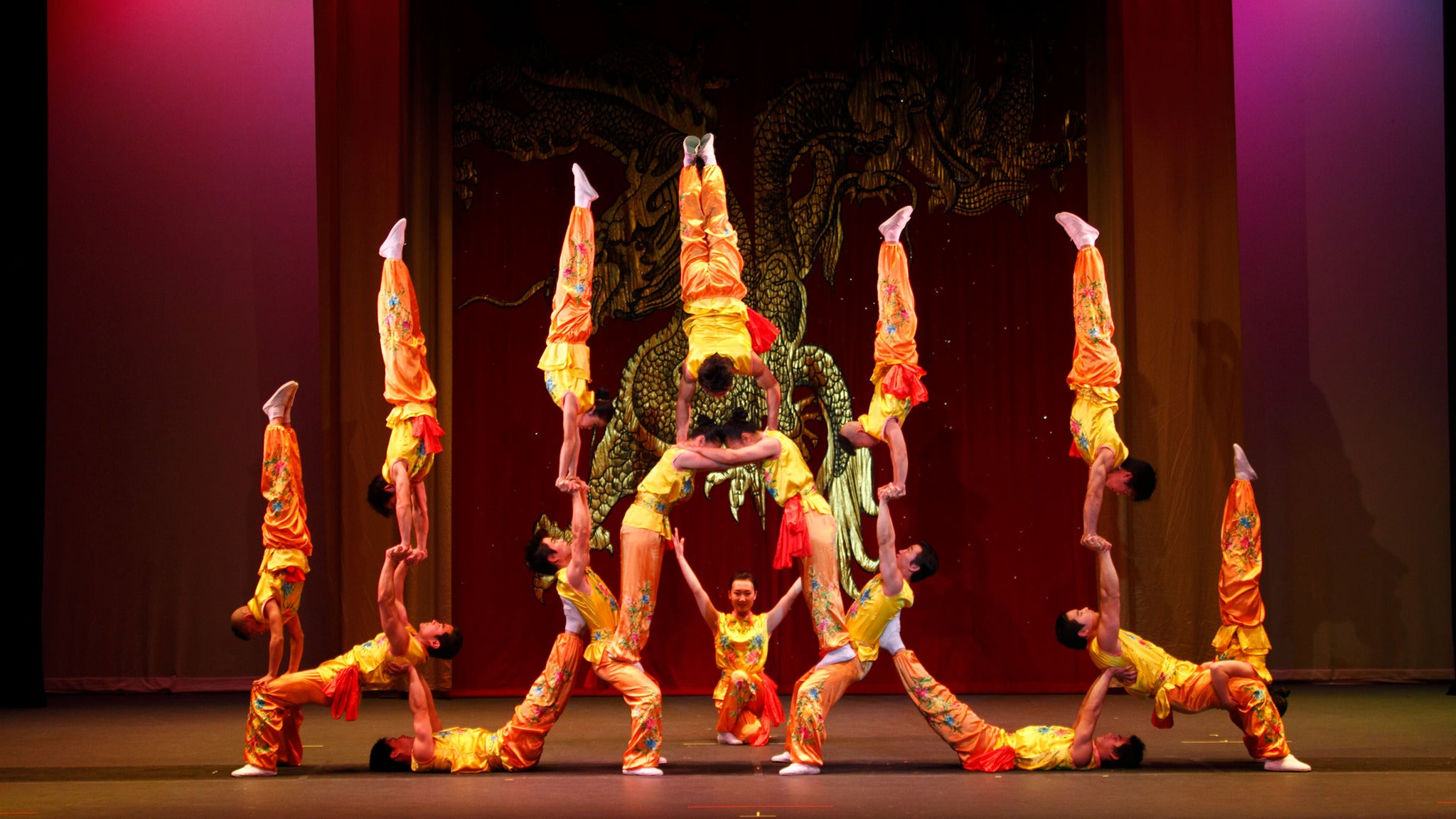 Peking Acrobats at Community Theatre-NJ - Morristown, NJ 07960