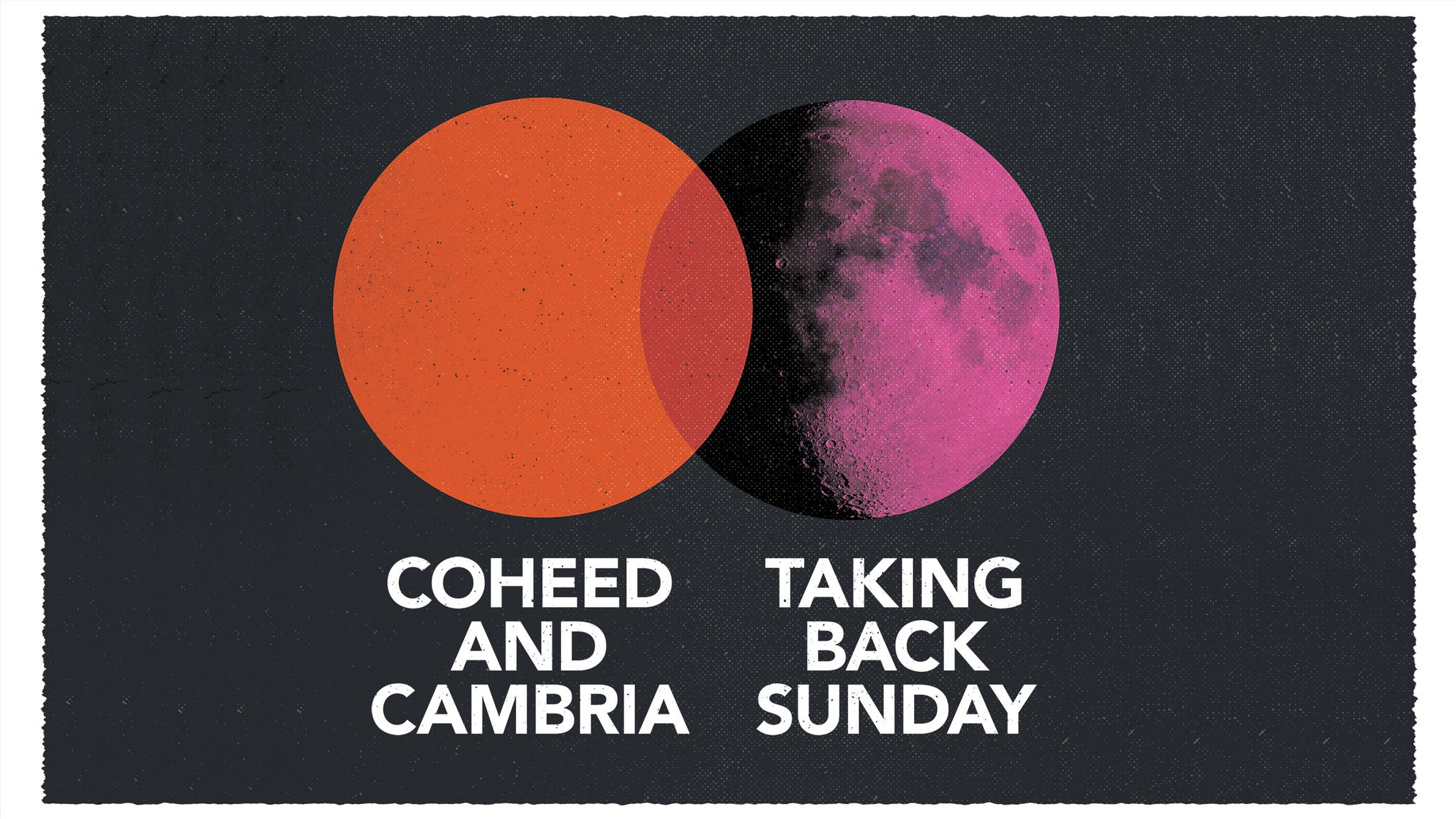 Coheed and Cambria & Taking Back Sunday at Comerica Theatre