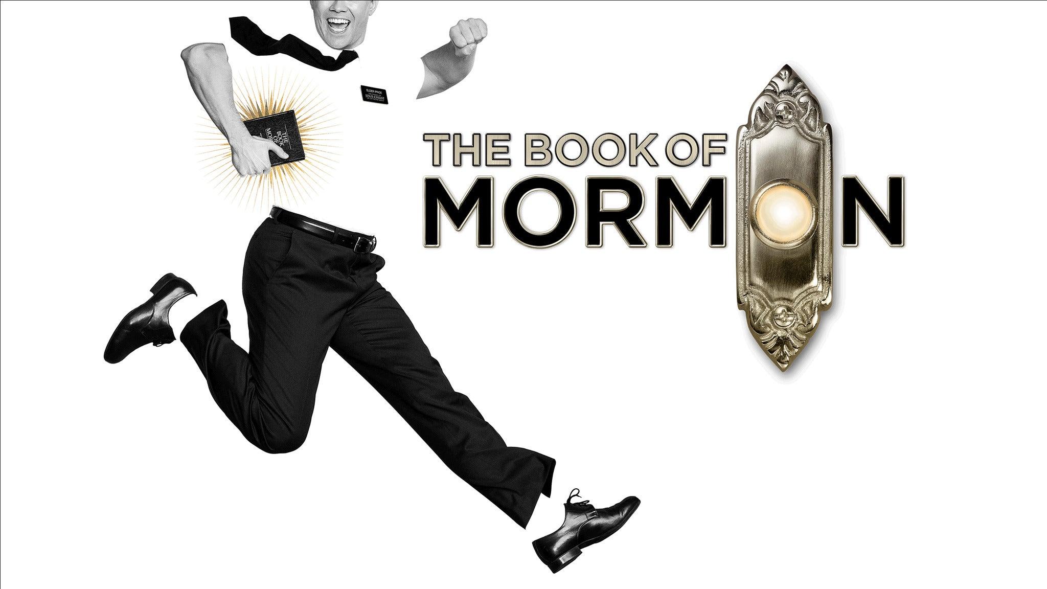 The Book of Mormon (Australia)