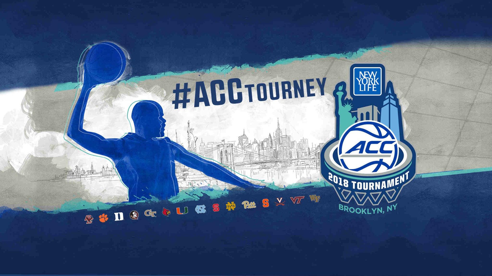 2020 New York Life ACC Tournament Session 1